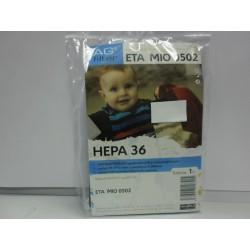 AG filter HEPA 36 ETA MIO 0502