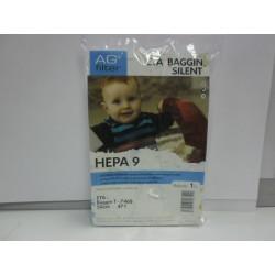 AG filter HEPA 9  ETA 7468,x471