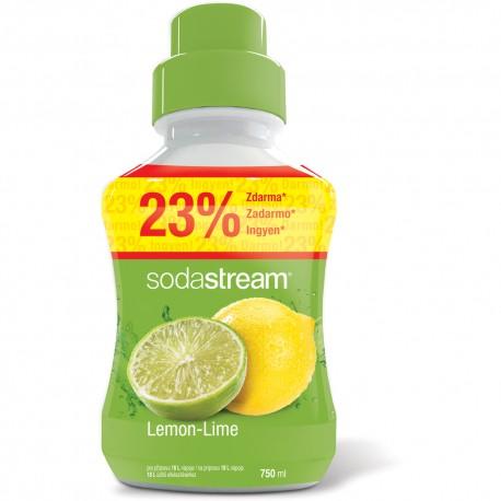 Sirup Lemon Limet 750ml