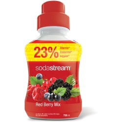 Sirup Red Berry 750ml