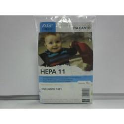 AG filter HEPA 11 ETA Canto 1481