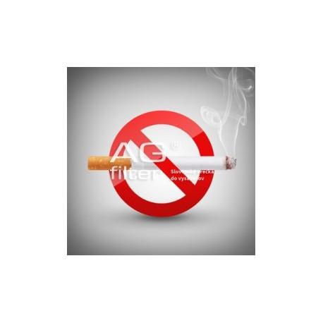 AG antibakteriálna vôňa antitabacco