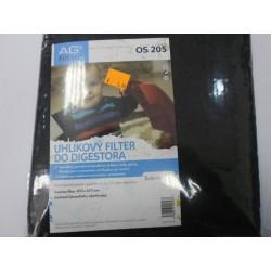 AG OS 205 uhlíkový filter
