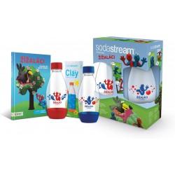 Fľaša detská žížaláci