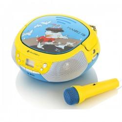 GoGen Maxi rádio žlté