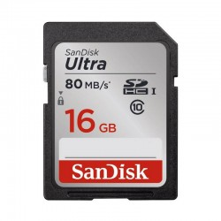 Sandisk micro SDHC 16GB ULTRA