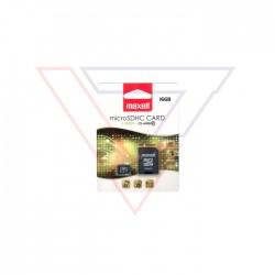 Maxell microSDHC CARD 16GB