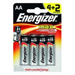 Energizer AA Max