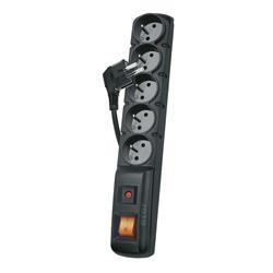 EMOS ochrana prep. P53871 5z 1,5m čierna