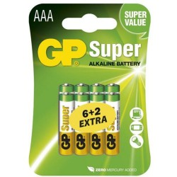 GP AAA LR03 1,5V
