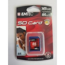 EMTEC SDHC 16GB