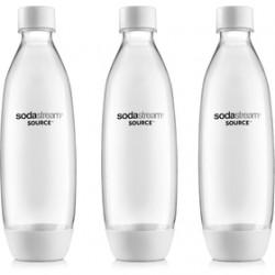 Fľaša Biela tri pack 1L nový model