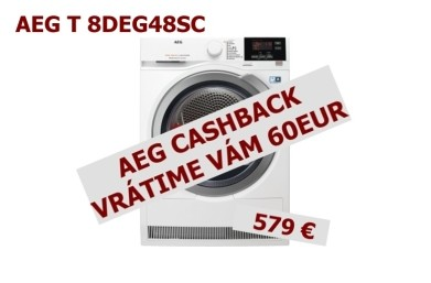 AEG Cashback 60EUR